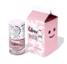 The Beauty Crop Glow Milk Liquid Highlighter - sample birchbox Liquid Highlighter, Highlighter Makeup, Sephora Makeup, Beauty Hacks Nails, Makeup Hacks, Bad Bunny, Beauty Box Subscriptions, Perfume, Lip Balm
