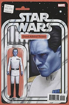 (W) Jody Houser (A) Luke Ross (CA) John Tyler Christopher One of the most cunning and ruthless warriors in the history of the Star Wars . Online Comic Books, Marvel Comic Books, Marvel Comics, Star Wars Books, Star Wars Characters, Vintage Star, Grand Admiral Thrawn, Marvel Cards, Star Wars Comics
