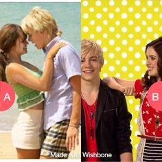 Which is a better couple? Click here to vote @ http://getwishboneapp.com/share/2727031