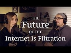 I think filtration is the future on the internet and I think it's something you won't blink at paying for.