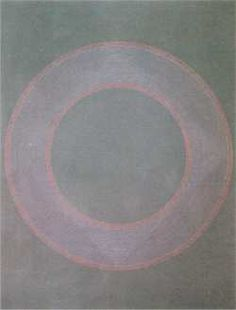 RALPH HOTERE Black Painting 1970 Acrylic on canvas, 1830 x 1400 mm. (Collection of the Museum of New Zealand Te Papa Tongarewa) #nzart #ralphhotere #painting #circles
