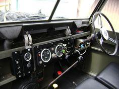 1963 Series 2a 88 Petrol 2.25. Interior. Defender 90, Land Rover Defender, Landrover Serie, Land Rover Series 3, Station Wagon, Rear Seat, Range Rover, Land Cruiser, Old Cars