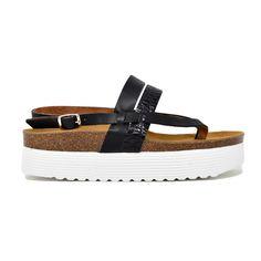 Sandals, Shoes, Fashion, Wedge Sandal, Flat Sandals, Wedges, Moda, Shoes Sandals, Zapatos