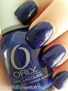 Orly Nail Lacquer - La Playa