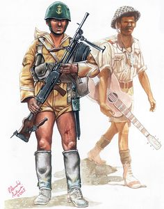 La Pintura y la Guerra. Military Diorama, Military Art, Military History, Ww2 Uniforms, Navy Uniforms, Military Uniforms, Italian Empire, Italian Army, Military Drawings