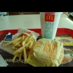 The meal Of champions......no onions please! Ha ha :)