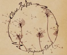 CLARA BAKER: Temporary Things (Baker, Clara) [Spotify URL: ] [Release Date: ] [] Description: