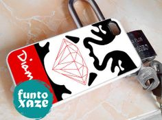 obey diamond supply   iPhone 4/4s/5/5c/5s Case  by funtoxaze, $13.55