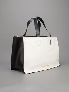 Marc By Marc Jacobs Monochrome Shopper Tote - 58M - farfetch.com
