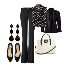 #Business wear  women fashion #2dayslook www.2dayslook.com