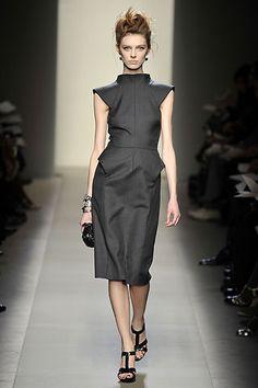 Bottega Veneta Fall 2008 Ready-to-Wear Collection Slideshow on Style.com