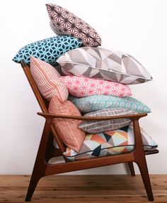 Cushions from the Sparkk Originals Collection