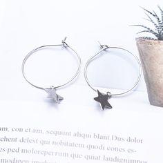 80s Earrings, Round Earrings, Dangle Earrings, Earring Hole, Earring Backs, Gold Plated Earrings, Silver Earrings, Earring Trends, Earring Display