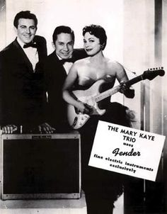 The Mary Kaye Trio - great music, lots of fun
