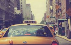 i miss the city, even though i hate taxis.