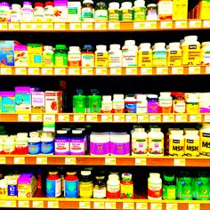 the vitamin & supplement cheat sheet by Dr. Frank Lipman