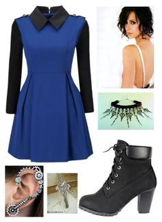 """Untitled #519"" by angelofadorability on Polyvore featuring WithChic"
