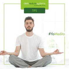 ¡Reduce el estrés en tu vida! Adopta técnicas de relajación o meditación y opta por una mente feliz.