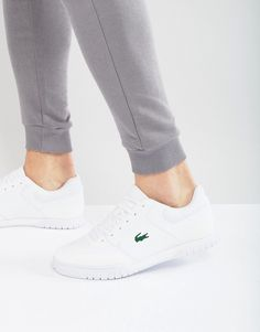 337ee13c1b Get this Lacoste's sneakers now! Click for more details. Worldwide  shipping. Lacoste Indiana