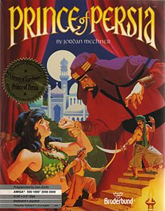 Prince of Persia (1989 video game) - Wikipedia, the free encyclopedia