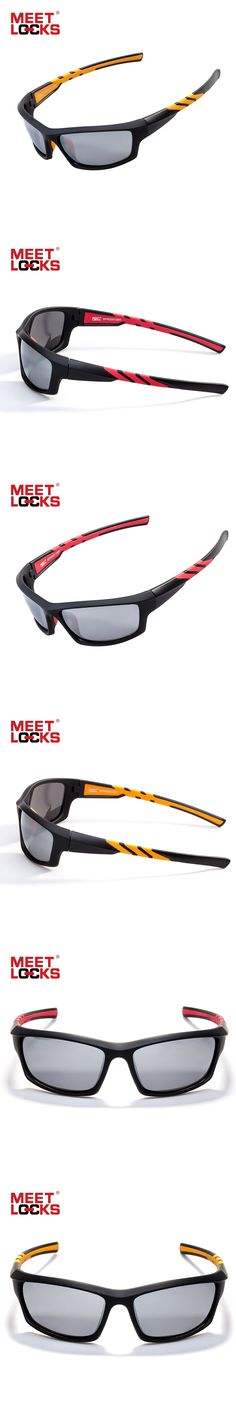 MEETLOCKS Cycling Glasses Polarized Sports Sunglasses UV400 Protection for Riding Fishing Riding Eyewear oculos ciclismo