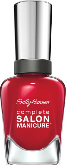 Sally Hansen Complete Salon Manicure - Red My Lips