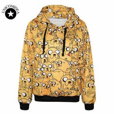 Good price Harajuku Women/Men Adventure Time Sweatshirt Print Funny Cartoon Hoodies Autumn/Winter Pullover Tops Casual Sweatshirts Dropship just only $18.69 with free shipping worldwide  #hoodiessweatshirtsformen Plese click on picture to see our special price for you
