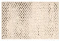 Fargo Braided Rug, Winter White on shopstyle.com