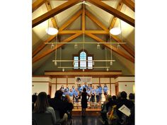 South Shore Conservatory's Pure Treble and Pure Harmony Choruses to Perform Spring Concert in Duxbury 6/8 www.sscmusic.org