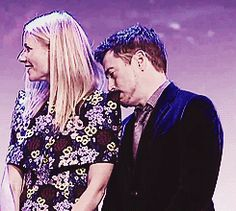Robert Downey Jr. And Gwyneth Paltrow's Most Adorable Moments. They're actually the most precious
