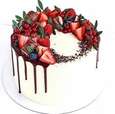 Cupcakes, Cake Cookies, Cupcake Cakes, Cake Decorating Techniques, Cake Decorating Tips, Super Torte, Mom Cake, Birthday Cake Decorating, Occasion Cakes