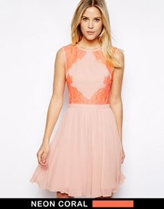 Ted Baker | Ted Baker Dress in Lace at ASOS