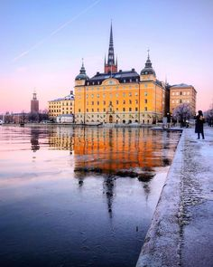 Insight's travelling advice to Sweden's destinations, including Stockholm plus the Arctic, Sweden is the perfect area for anybody who appreciates the nice outdoors . Most Beautiful Cities, Wonderful Places, Helsinki, Visit Stockholm, Stockholm Winter, Stockholm Shopping, Kingdom Of Sweden, Visit Sweden, Sweden Travel