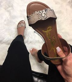 Cute sandals are a must ⠀ Search: . Sandals Outfit, Cute Sandals, Cute Shoes, Me Too Shoes, Shoes Sandals, Shoes Sneakers, Walk In My Shoes, Comfy Shoes, Swagg