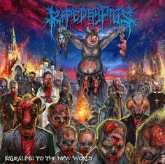 GERATHRASH - extreme metal: Raped by Pigs - Squealing to the New World (2014) ...