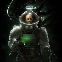 Alien Isolation Game #Entertain, #Fun, #Game