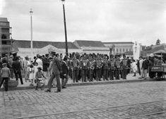 Curitiba, av. Candido de Abreu, em frente à Fundição Marumby (Mueller e Irmãos).
