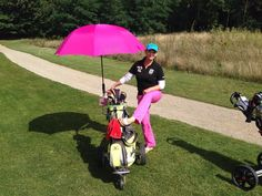 G-FLOP Fanbase Cheers from Martina at Woodlawn Golf Course Just #Golf and #Golffashion