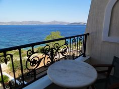 Hotel Dionysos is Ideal for those who prefer to stay at a quiet location in the beautiful area of Skliri on Agistri. Sea view & direct access to the sea. Double Room, Balcony, Sea, Beautiful, Porch, Double Bedroom, Balconies, Ocean, Outdoor Balcony
