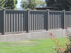 Trex® fencing is an eco-friendly composite fencing made from an innovative blend of recycled wood and plastic., Trex saves 400 million pounds of plastic and wood from landfills each year. Trex Fencing, Composite Fencing, Garden Fencing, Pasture Fencing, Backyard Fences, Winchester, Fences Alternative, Grey Fences, Wood Fences