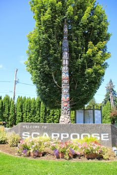 Welcome to Scappoose (Oregon)