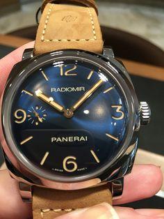 #Panerai #690 #Minesoon #Bluedial #only500