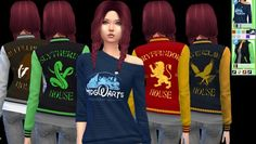 Auri Sims: Harry Potter Pack • Sims 4 Downloads
