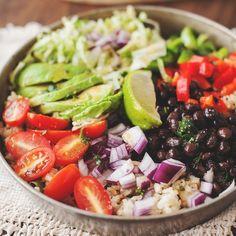 Vegan Cantina Bowls