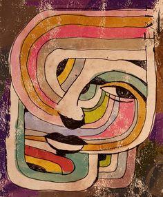 catch and patch — adhocinvinces: EXIT Art Et Illustration, Illustrations, Art Inspo, Psychedelic Art, Art Design, Art Plastique, New Wall, Collage Art, Painting & Drawing