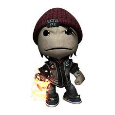 LittleBigPlanet - inFamous: Second Son Costume