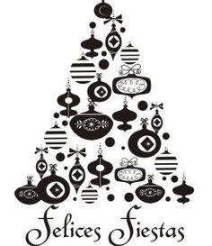 Vinilo decorativo de Arbol de navidad con adornos
