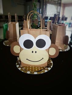 Monkey party packs