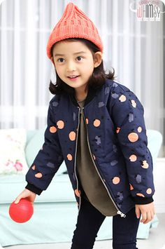 Neon dots bomber Jacket for unisex at colormewhimsy