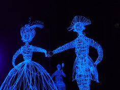 He olivat täällä valoteos Helsinki, City Museum, Neon, Lights, Neon Tetra, Highlight, Lighting, Light Fixtures, Lamps